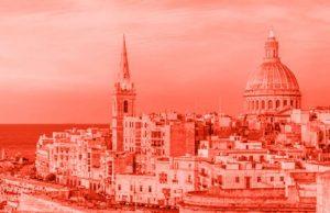 Malta fast tracks of frontiers health